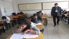 Öğrenciler matematikte yarıştı