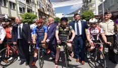 3.Tour Of Mersin Anamurdan start aldı