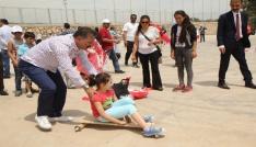 Toroslar Belediyesi, 23 Nisanı geleneksel çocuk oyunlarıyla kutlayacak