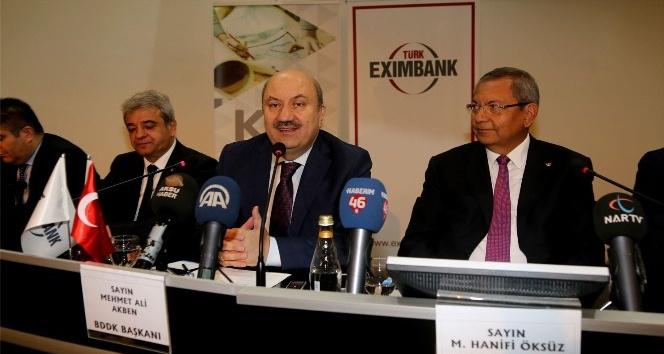 """BDDK Başkanı Akben: """"Kahramanmaraşın dürüstlüğünü iyi anlamalıyız"""""""
