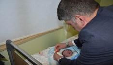 """Doğubayazıt Belediyesinde """"Hoş Geldin Bebek"""" projesi"""