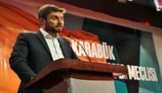 AK Parti Karabük Gençlik Kolları Başkanı Hakan Erenden Açıklama
