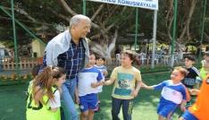 Mezitli Belediyesi, 23 Nisanı çocuklarla birlikte dolu dolu kutlayacak
