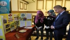 Vali Gül, 4006 TUBİTAK Bilim Fuarının açılışını yaptı