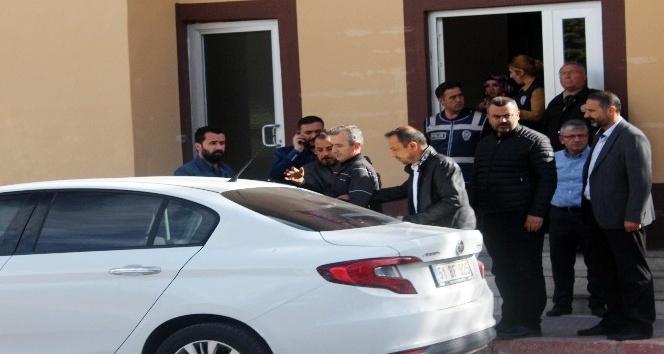 FETÖden tutuklu Niğde eski Alay Komutanı karşısına çıktı