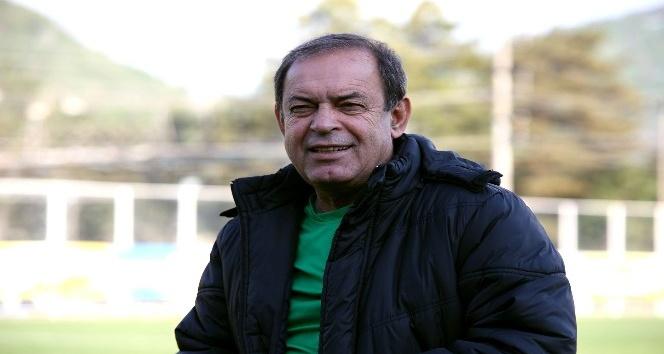 Giresunsporda Yeni Malatyaspor maçı hazırlıkları sürüyor