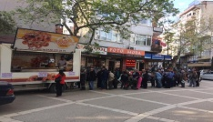 Şehitler için yapılan lokmaya CHPli belediyeden ceza