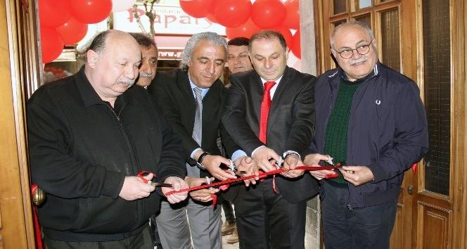 """Giresunda ilk defa """"Kent Kültürü Sergisi"""" açıldı"""
