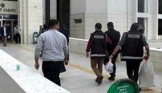 Edremit esrar operasyonunda 3 kişi tutuklandı