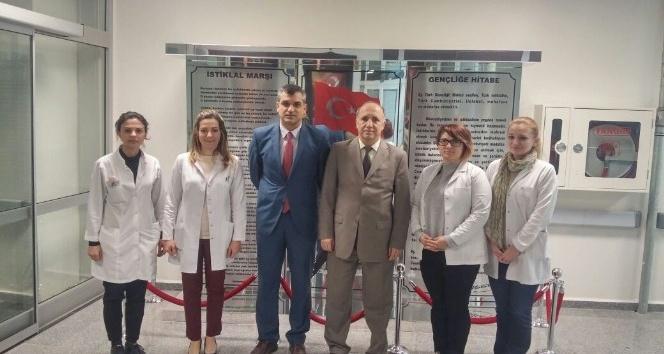 Düzce Atatürk Devlet Hastanesinde 3 birim daha faaliyete başladı