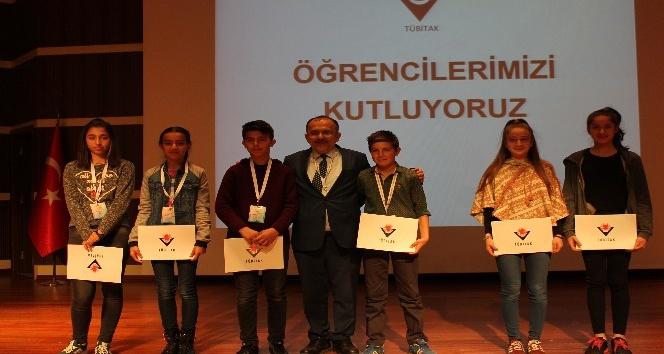 TÜBİTAK Projelerinde Türkiyenin en iyisi Erzincan