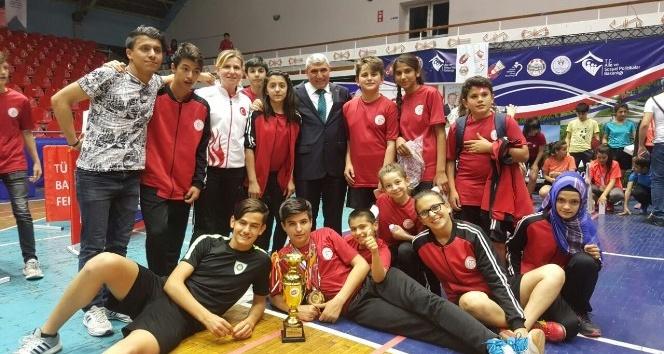 Badminton'da milli gurur