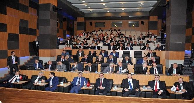 Organize Sanayi Bölgelere istişare toplantısı Kocaeli'nde yapıldı