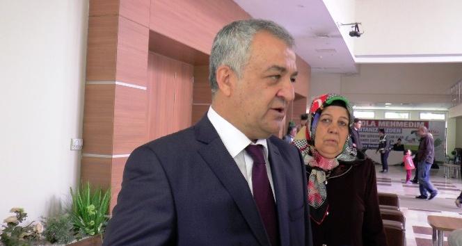 Gaziantep'te emeklilerin konut sevinci