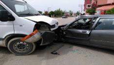 Kozanda trafik kazası: 3 yaralı