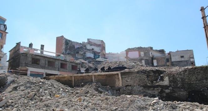 Tabakhane'de 629 bina yıkıldı