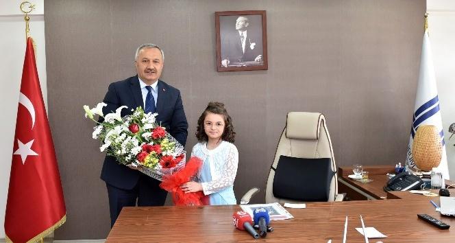 Küçük Başkan'dan Erzurum için önemli projeler