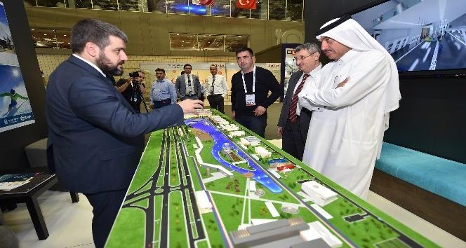 """Katar Bakanı Al Rumaihi """"İşbirliği için alt yapı oluşturuldu, gerekli tüm destek de verilecek"""""""