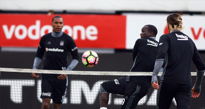 Beşiktaşta Adanaspor maçı hazırlıkları başladı