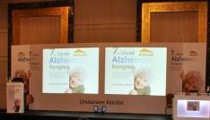 Konyada 7. Ulusal Alzheimer Kongresi gerçekleştirildi