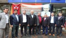 Alaşehir Belediyesi Noyanı unutmadı