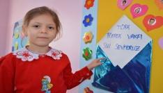 Türk Böbrek Vakfı tarafından Somaya anaokulu açıldı