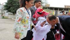 Ispartada Özel çocuklara özel kutlama