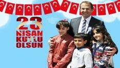Vali Taşyapandan 23 Nisan mesajı