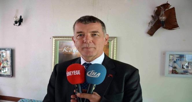 """İngiliz Büyükelçi Moore: """"İngilizler Türkiye'de mutlu ve güvende"""""""
