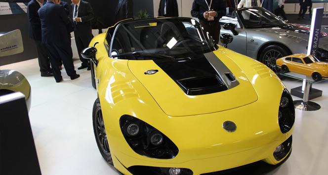 Yerli tasarım otomobil İstanbul Autoshowda sergilendi
