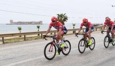 Tour Of Mersinin ikinci etabı tamamlandı
