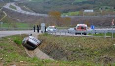 Sinopta trafik kazası: 3 yaralı