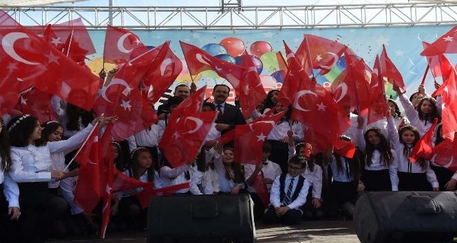 """Uşakta """"3. Geleneksel Çocuk Festivali"""" başlıyor"""