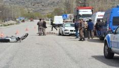 Seydikemerde trafik kazası: 1 ölü, 3 yaralı