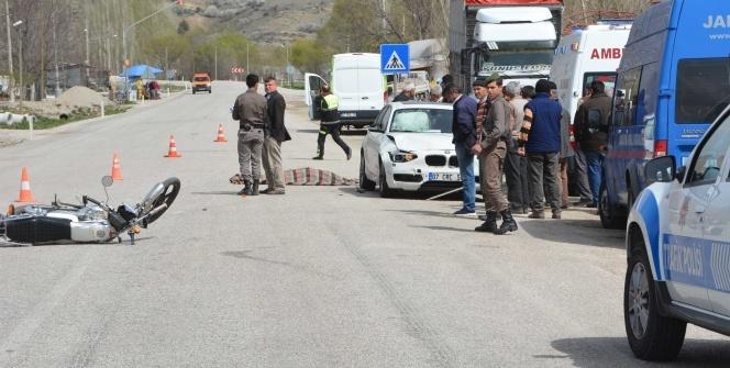Seydikemer'de trafik kazası: 1 ölü, 3 yaralı