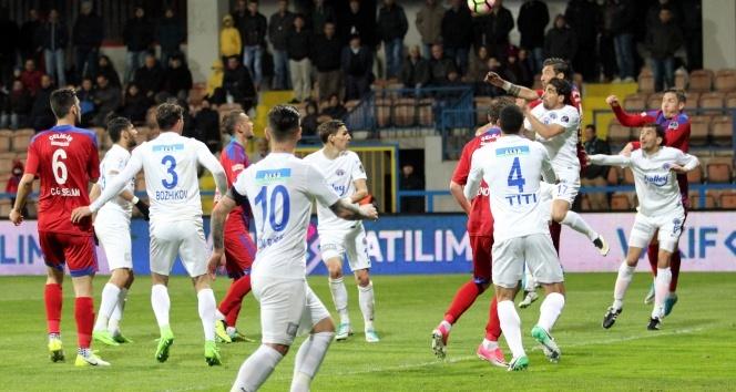 Süper Toto Süper Lig - Kardemir Karabükspor: 0 - Kasımpaşa: 0 (Maç sonucu)