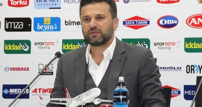 """Bülent Uygun: """"Gaziantepsporu ligde bırakacağız"""""""