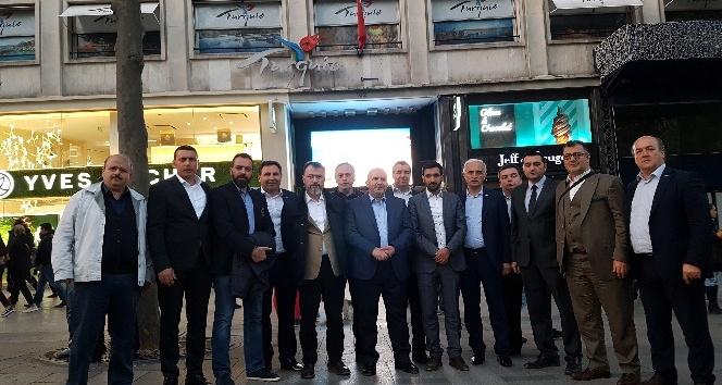 Paris'teki saldırı Türk Hat sergisini iptal ettirdi