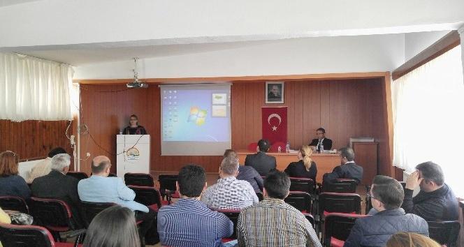 Hayvan Hastalıkları ile Mücadele Ve Hayvan Hareketleri Kontrolü Genelgesi toplantısı