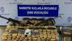 Vanda özel harekat polisli uyuşturucu operasyonu