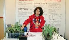 (Özel Haber) Ortaokul öğrencisi, bitkilerin doğal yollarla gelişmesi için sistem geliştirdi