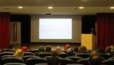 Velilere yönelik TEOG tanıtım semineri düzenlendi