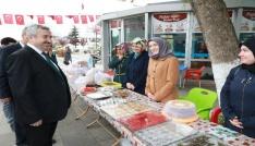 """Başkan İsmail Baran: """"En önemli hizmet eğitime yapılandır"""""""