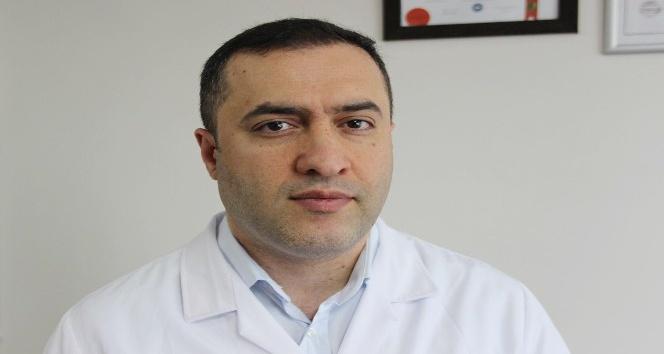 """KBB Uzmanı Op. Dr. Özbay: """"Burun kemiği eğriliği tedavisi sadece cerrahidir"""""""