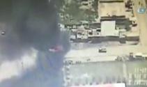 Irak uçakları, Telafer'i bombaladı