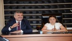 23 Nisanda Büyükşehir Belediye Başkanı Emine Zümra Sarıbaş oldu