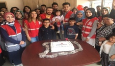 Tokat Devlet Hastanesinde 23 Nisan kutlaması