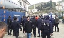 Başakşehirli futbolcular maç sonunda gazeteciye saldırdı