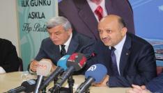 """Milli Savunma Bakanı Işık: """"CHP anayasayı ve milli iradenin kararını ihlal ediyor"""""""