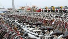 Ayvalıkta 23 Nisan ve bisiklet coşkusu